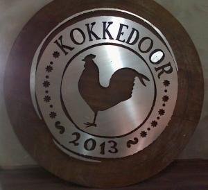 Kokkedoor sign (640x586)
